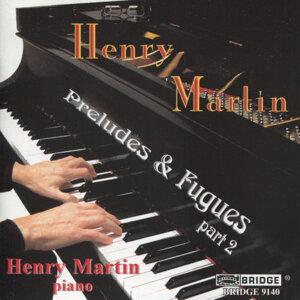 Henry Martin 歌手頭像