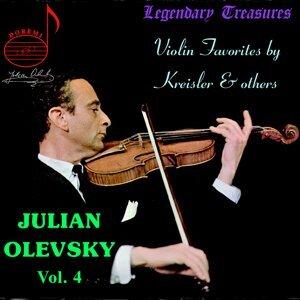 Julian Olevsky 歌手頭像