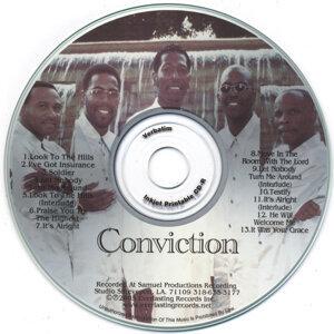 Conviction 歌手頭像