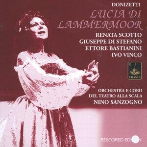 Renata Scotto, Giuseppe Di stefano, Ettore Bastianini, Ivo Vinco, Orchestra e Coro Del Teatro All Scala & Nino Sanzogno 歌手頭像
