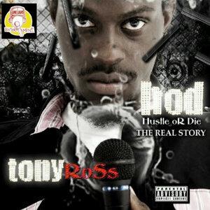 TONY ROSS 歌手頭像