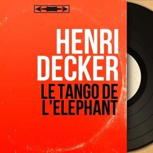 Henri Decker 歌手頭像
