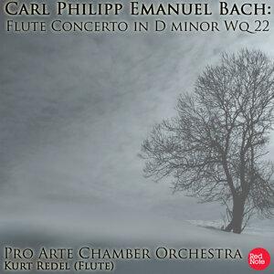 Pro Arte Chamber Orchestra, Kurt Redel