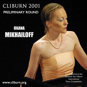 Oxana Mikhailoff 歌手頭像