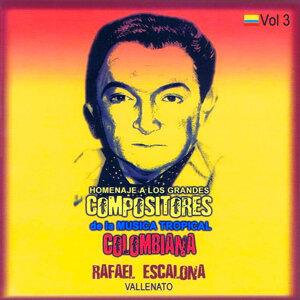Rafael Escalona 歌手頭像