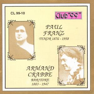 Paul Franz & Armand Crabbe 歌手頭像
