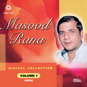 Massod Rana 歌手頭像