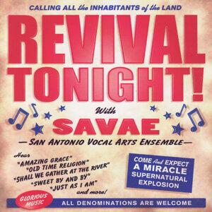 SAVAE (San Antonio Vocal Arts Ensemble) 歌手頭像