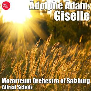 Salzburg Mozarteum Orchestra, Aldred Scholz 歌手頭像