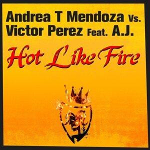 Andrea T Mendoza, Victor Perez 歌手頭像