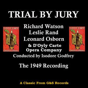 Richard Watson, Leslie Rands, Leonard Osborn & D'Oyly Carte Opera Company 歌手頭像