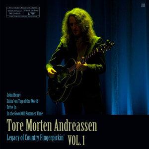 Tore Morten Andreassen Artist photo