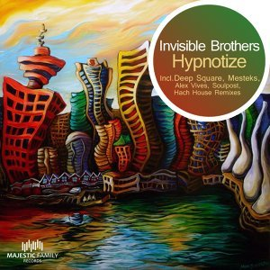 Invisible Brothers 歌手頭像