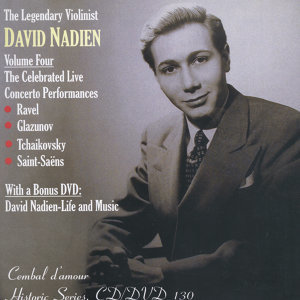 David Nadien, The New York Philharmonic, André Kostelanetz, Great Neck Symphony Orchestra, Sylvan Schulman, Leonard Bernstein 歌手頭像