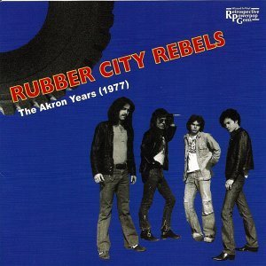Rubber City Rebels 歌手頭像