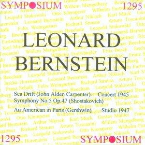 Leonard Bernstein (伯恩斯坦) 歌手頭像