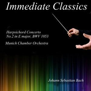 Munich Chamber Orchestra & Johann Sebasian Bach 歌手頭像
