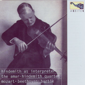 The Amar-Hindemith Quartet 歌手頭像