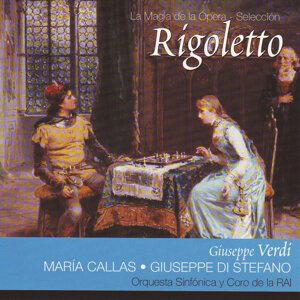 Maria Callas, Giuseppe Di Stefano, Coro y Orquesta Sinfónica de la RAI 歌手頭像