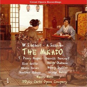 Martyn Green, Margaret Mitchell, Darrell Fancourt & D'Oyly Carte Opera Company 歌手頭像