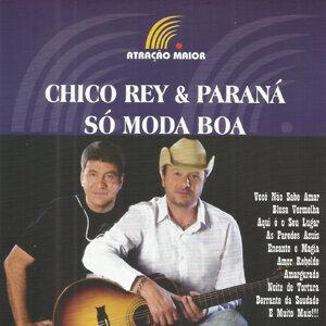 Chico Rey & Paraná 歌手頭像