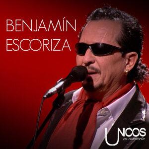 Benjamin Escoriza 歌手頭像