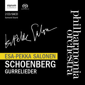 Philharmonia Orchestra with Esa-Pekka Salonen 歌手頭像