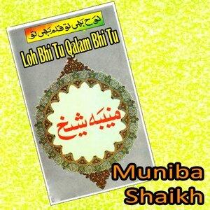 Muniba Shaikh 歌手頭像