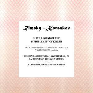 The Warsaw Pro Musica Symphony Orchestra 歌手頭像
