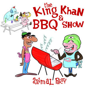 The King Khan & BBQ Show 歌手頭像