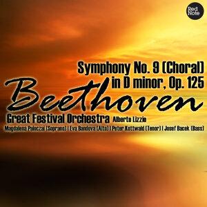 Great Festival Orchestra & Alberto Lizzio 歌手頭像