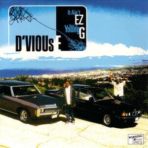 D'Vious E 歌手頭像