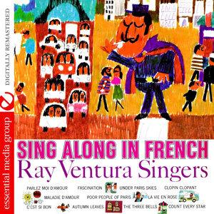 The Ray Ventura Singers 歌手頭像
