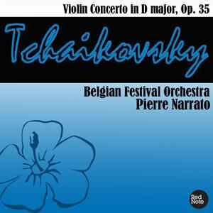 Belgian Festival Orchestra & Pierre Narrato 歌手頭像