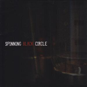 Spinning Black Circle