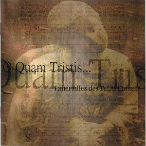 O Quam Tristis... 歌手頭像