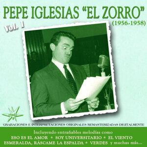 """Pepe Iglesias """"El Zorro"""" 歌手頭像"""
