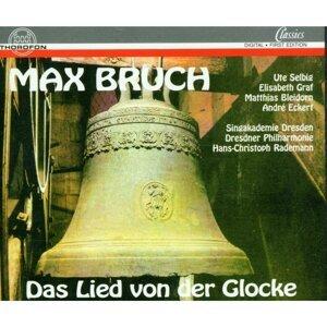Dresdner Philharmonie, Singakademie Dresden, Hans-Christoph Rademann 歌手頭像