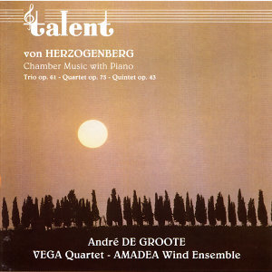 Andre De Groote, Vega Quartet  & Amadea Wind Ensemble 歌手頭像