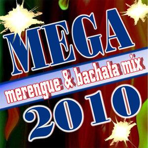 2010 Mega 歌手頭像