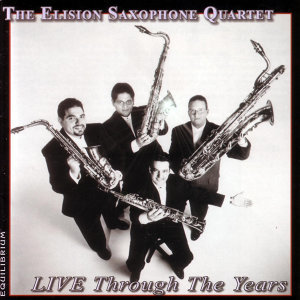 The Elision Saxophone Quartet 歌手頭像