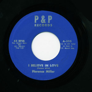 Florence Miller 歌手頭像