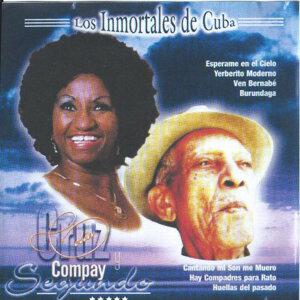 Celia Cruz & Compay Segundo 歌手頭像