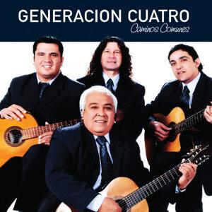 Generación Cuatro 歌手頭像