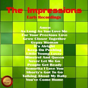 The Impressions アーティスト写真
