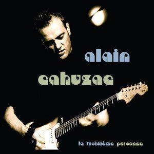 Alain Cahuzac 歌手頭像