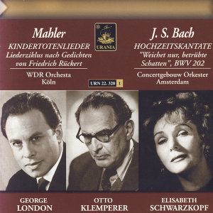 George London, Otto Klemperer, Hermann Schey & Elisabeth Schwarzkopf 歌手頭像