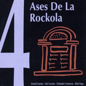 Alci Acosta|Daniel Santos|Orlando Contreras|Kike Vega 歌手頭像