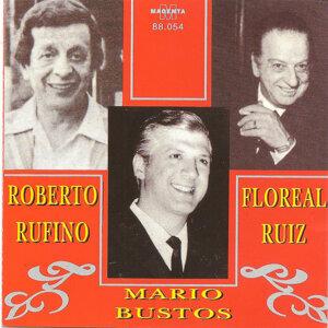 Roberto Rufino - Floreal Ruiz - Mario Bustos 歌手頭像