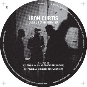 Iron Curtis